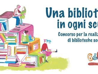 Una biblioteca in ogni scuola, concorso nazionale promozione socialeBiRB