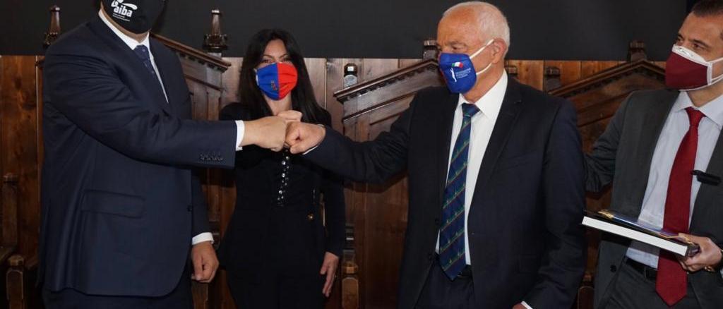 Pugilato, Assisi ospiterà la sede dell'European Boxing Academy