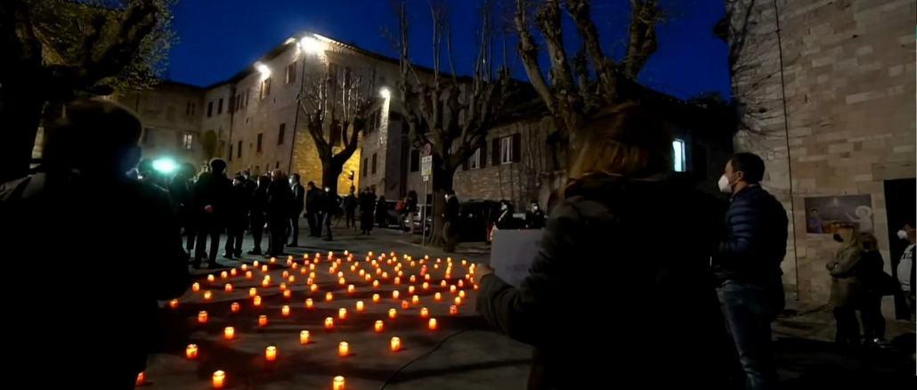 📰 Rassegna stampa 📰 – Grido di dolore da Assisi: 'Vogliamo ripartire', c'era anche la Presidente Tesei