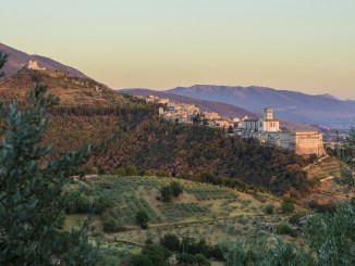 Assisi, Festa dei Circondari tra i Beni del FAI al Bosco di San Francesco