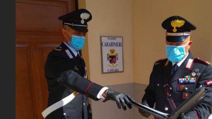 Carabinieri di Assisi hanno arrestato a Cannara una ragazza di 24 anni
