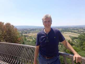"""Roberto Sannipola per ConfrontiAssisi, """"L'incontro con il lebbroso"""". Una diversa versione per il rilancio della città di Assisi"""