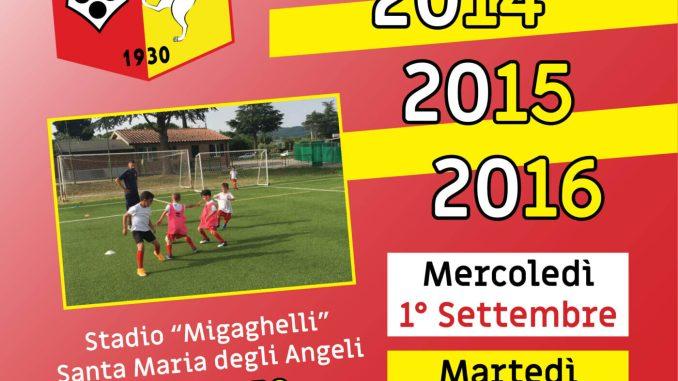 La scuola calcio di base dell'Angelana è pronta a ripartire