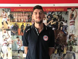 Angel Paychinov è un nuovo giocatore della Virtus Assisi