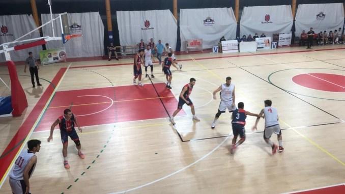 Virtus Assisi continua la corsa e batte la Samb 88-73