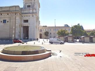 Via patrono d'Italia riapre al trafficochiusa soltanto nei giorni festivi