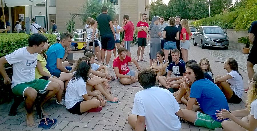incontri gruppi assisi
