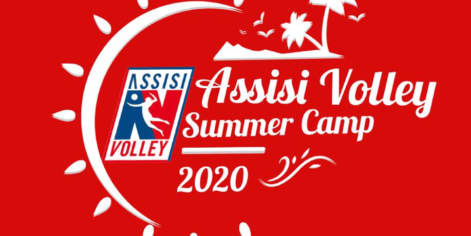 Summer camp Assisi Volley: insieme per la pallavolo