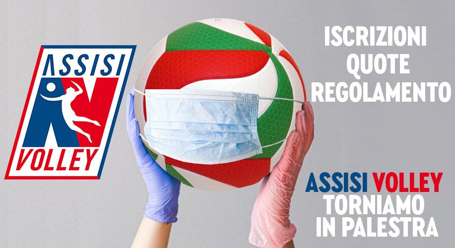 Tutto quello che c'è da sapere: iscrizioni, quote e allenamenti in sicurezza con l'Assisi Volley