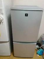 SJ-PD14W シャープ プラズマクラスター冷蔵庫