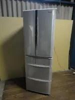 パナソニック 6ドア 冷凍冷蔵庫 426L NR-F436T 12年製