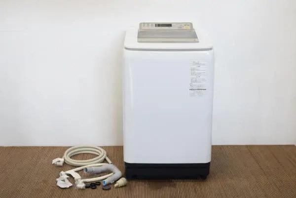 パナソニック 全自動電気洗濯機 NA-FA80H2 2016年製