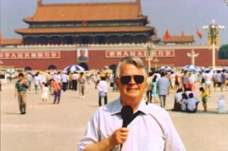 Mark Ellis On Pioneering Christian Journalist Dan Wooding Passes to his Eeward