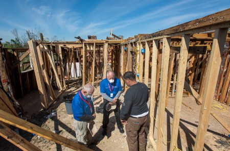 Billy Graham Rapid Response Team, Samaritan's Purse Deploy in North Carolina After Hurricane Isaias Spawns Destructive Tornado