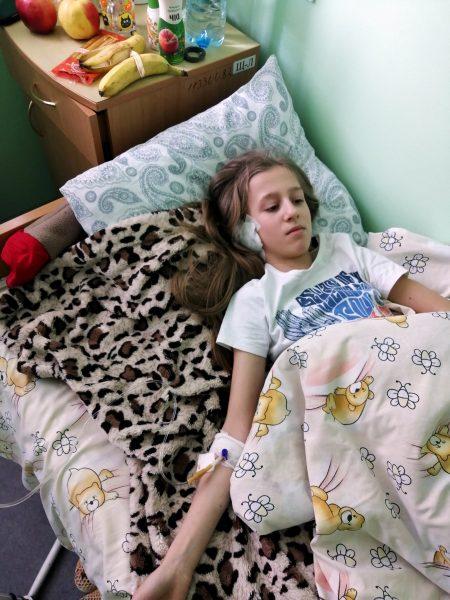 Ukrainian Christian Hope Church Rallies Around Dana and her Family