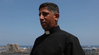 Open Doors Partner, Pastor Nihad, Asks Fellow Believers to Pray for Beirut
