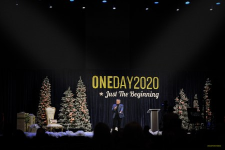 Homeless and Impoverished Receive Gifts During Operation Care International's Global OneDay2020 Celebration