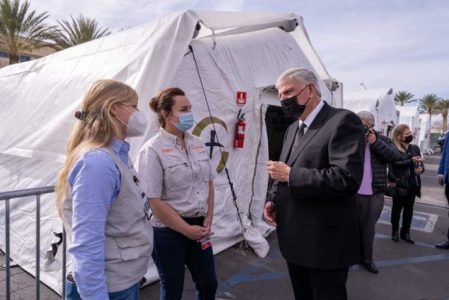 Samaritan's Purse Responds to Coronavirus Plague Crisis in California