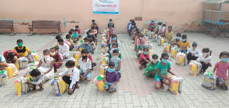 Gospel For Asia World Calls for 'Eleventh Hour' Prayer Amid India's 'Tsunami of Coronavirus Suffering'