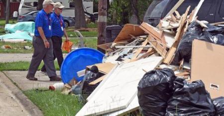 Billy Graham Rapid Response Team Deploys for Flooding in Arkansas, Mississippi