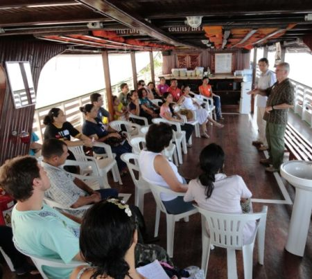 Jerry Wiles on An Orality Learning Journey – Getting Back to the Basics