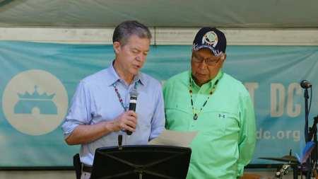 Former Senator, Governor Sam Brownback Urges Formal Apology to Native Americans, Reconciliation