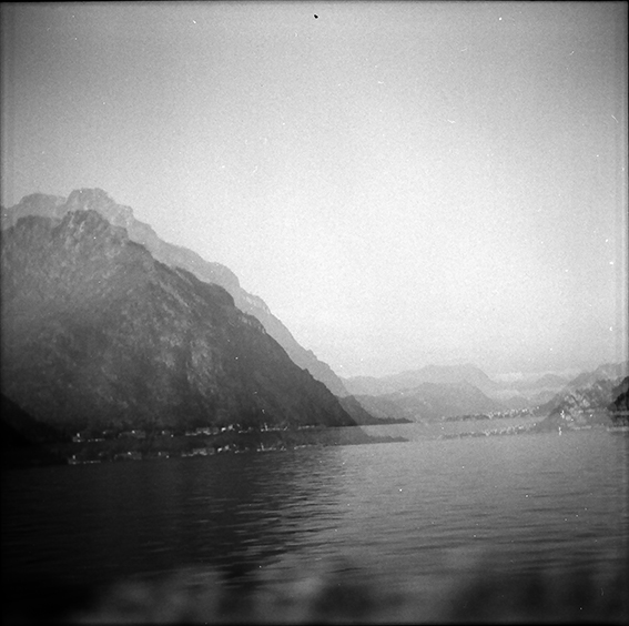 CONFUSED by the water, Elisa Marengo, Locomotiv