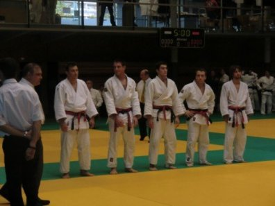 Equipe 2 Masculine 2010-2011 : - 9ème des championnats de Gironde