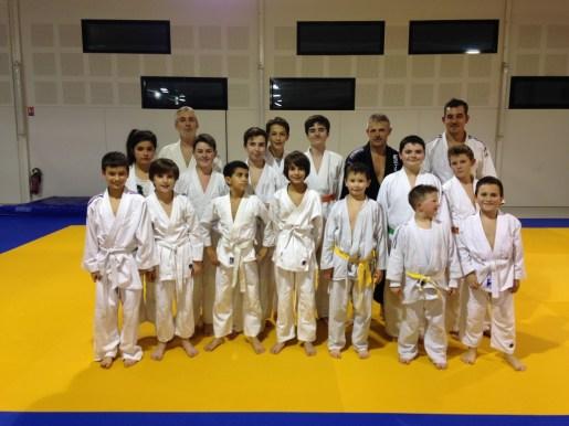 Ju-Jitsu enfants