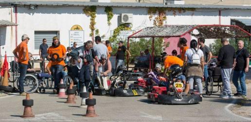 Karting Rognac Comme Sur Des Roulettes Sport