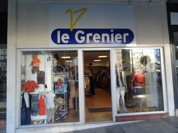 Troisième boutique