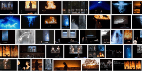 "Peter Sellars et Bill Viola ""Tristan et Isolde"""
