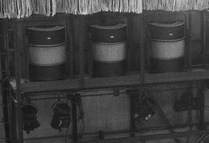 Théâtre Pigalle Paris 1929 - détail cliché - Krull, Germaine Photographe