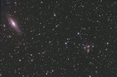 Ngc 7331 dans Pégase