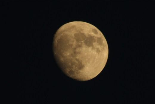 Lune brune