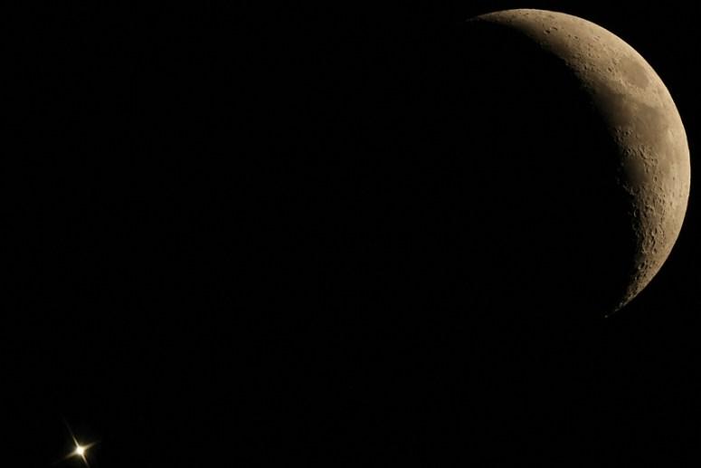 Rapprochement Lune - Aldébaran