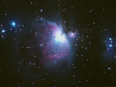 M42 + couche Ha