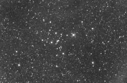Messier 7, l'amas de Ptolémée