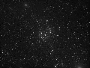 Messier 50 dans la Licorne