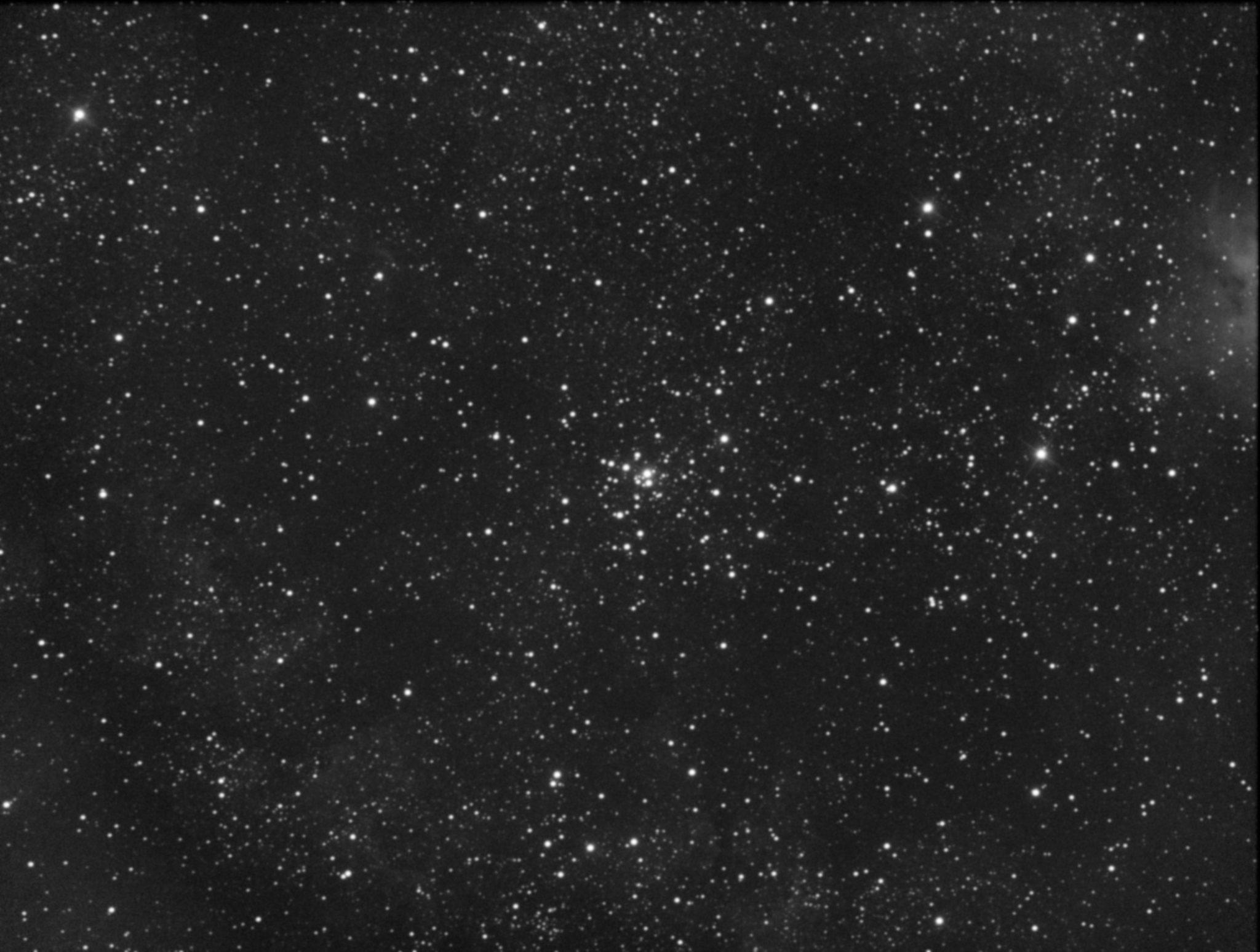 Messier 21 dans le Sagittaire