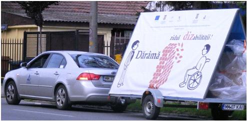 masina caravana