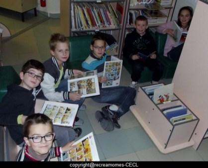 Récréa Mômes-Lugny-Bibliothèque