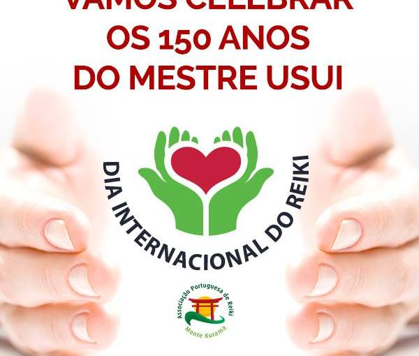 Dia Internacional do Reiki – 15 de Agosto