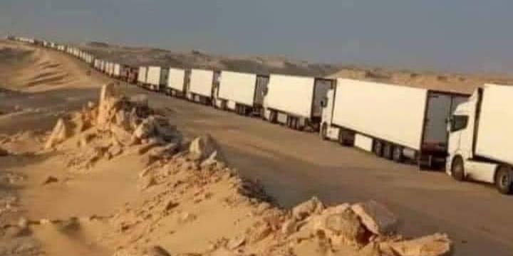 COMMUNIQUE DE PRESSE – La Mission de paix de l'ONU au Sahara occidental vient d'être renouvelée pour un an.Mais aucune avancée en matière de droits humains!