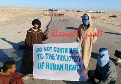 La question des droits humains au Sahara Occidental occupé