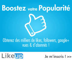 Site de LikeUp