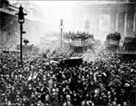 Armistice Day London, England late 1940s
