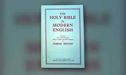The Semitic Origin of The British People by Ferrar Fenton