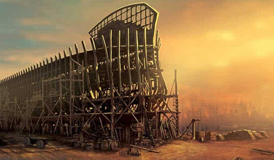 Revisiting Noah's Ark