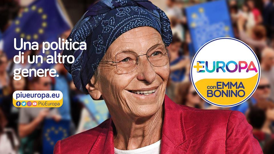 Lista +EUROPA - Candidati in Piemonte